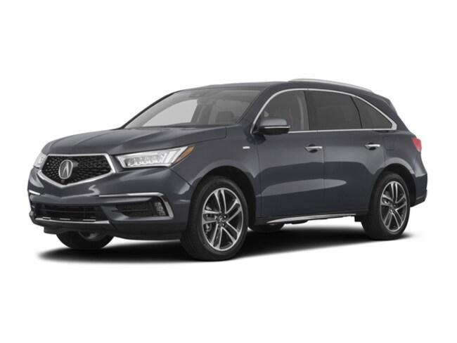 2017 Acura MDX Sport Hybrid SH-AWD Sport Hybrid w/Advance SUV