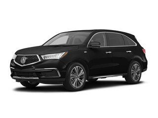 2017 Acura MDX Sport Hybrid V6 SH-AWD with Technology Package SUV