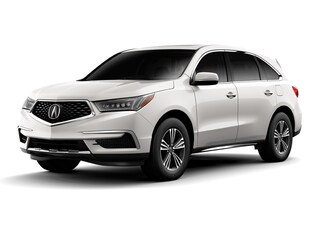 2017 Acura MDX 4DR FWD FWD