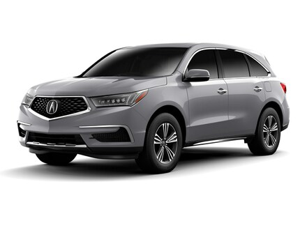 Featured Pre Owned 2017 Acura MDX V6 SH-AWD SUV for sale near you in Roanoke, VA