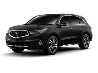 New 2017 Acura MDX with Advance and Entertainment Packages SUV Honolulu, HI