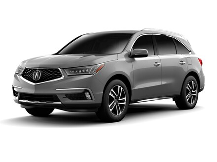 Featured Used 2017 Acura MDX V6 SH-AWD with Advance Packages SUV for sale near you in Roanoke, VA