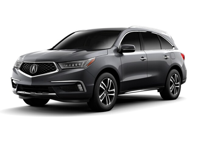 Used Acura MDX V SHAWD With Advance Packages Used Cars For - Used acura cars