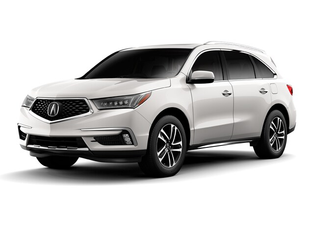 Acura Of Boardman >> Used 2017 Acura Mdx For Sale At Acura Of Boardman Vin