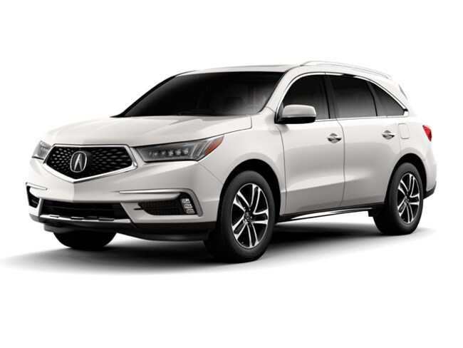 2017 Acura MDX V6 SH-AWD with Advance Packages SUV