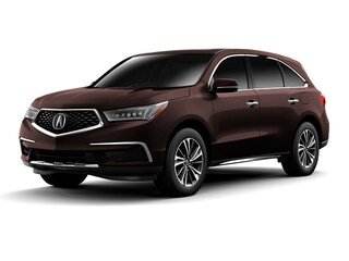 2017 Acura MDX SH-AWD with Technology and Entertainment Packages SUV