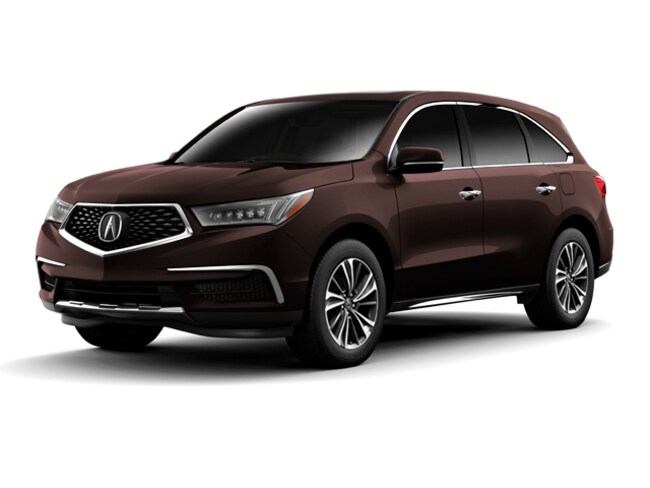 Used 2017 Acura MDX w/Technology/Entertainment Pkg SUV Silver Spring, MD