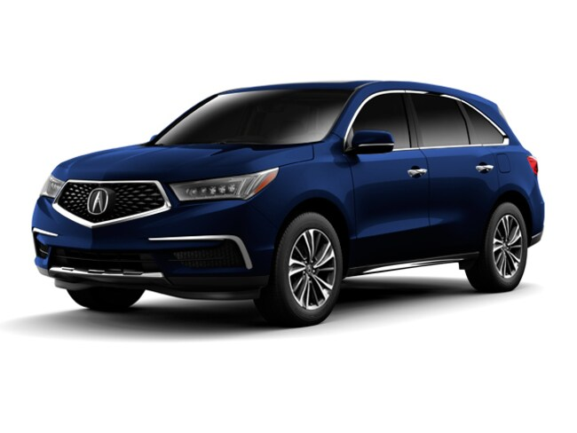 Used 2017 Acura MDX 3.5L SUV for sale in Temple, TX