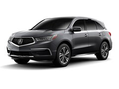 2017 Acura MDX V6 with Technology & Entertainment Packages SUV