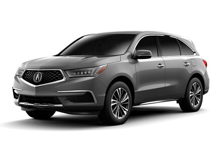 Featured Pre Owned 2017 Acura MDX V6 SH-AWD with Technology Package SUV for sale near you in Roanoke, VA