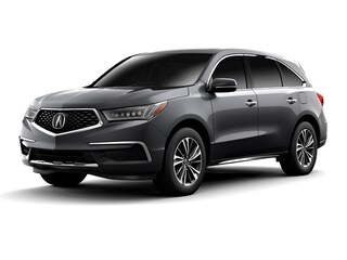 Pre-Owned 2017 Acura MDX V6 SH-AWD with Technology Package SUV in Sylvania, OH