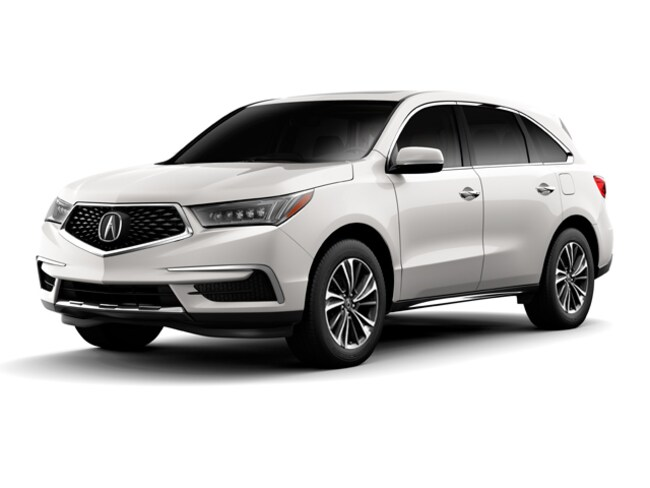 Pre-Owned 2017 Acura MDX SH-AWD w/Technology Pkg Sport Utility Hoover, AL