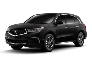 Pre-Owned 2017 Acura MDX FWD w/Technology Pkg Sport Utility Hoover, AL