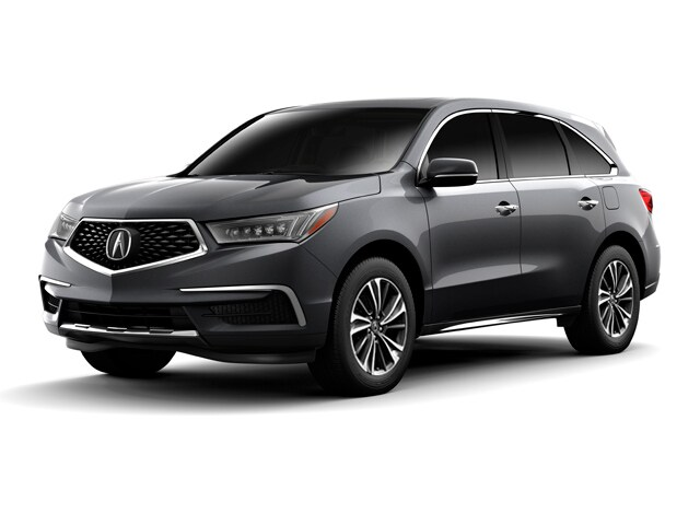2017 Acura MDX V6 with Technology Package SUV