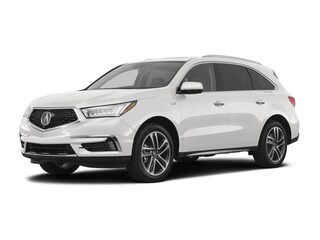 2017 Acura MDX Sport Hybrid SH-AWD with Advance Package SUV
