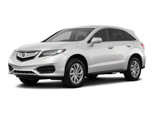 Acura Fort Myers >> Used 2017 Acura Rdx V6 With Acurawatch Plus Package For Sale In