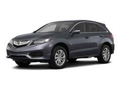 2017 Acura RDX V6 AWD with AcuraWatch Plus Package SUV