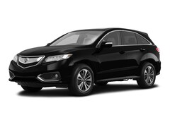 used 2017 Acura RDX Advance Package SH-AWD SUV for sale in wallingford connecticut