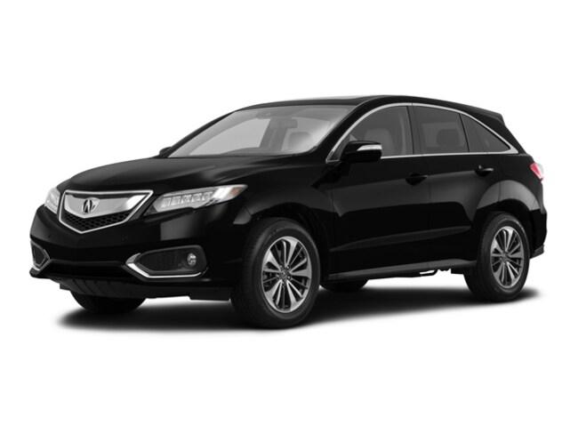 Pre-Owned 2017 Acura RDX AWD w/Advance Pkg Sport Utility Hoover, AL