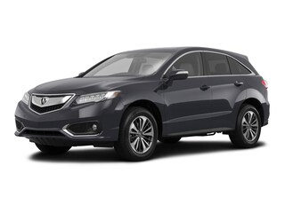 Used 2017 Acura RDX Advance Package SUV for sale near you in Mystic CT