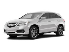 Used 2017 Acura RDX Advance Package SUV