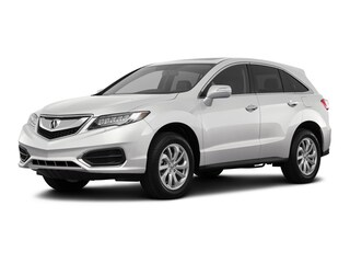 Used 2017 Acura RDX V6 SUV for sale in Little Rock
