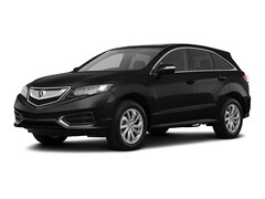 Used 2017 Acura RDX V6 AWD SUV for sale in Manchester, NH