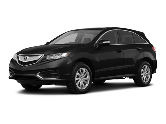 2017 Acura RDX Technology & AcuraWatch Plus Packages SUV