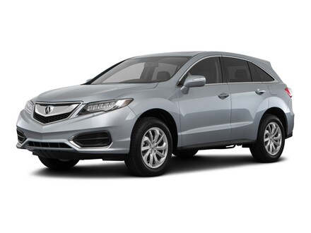 Featured Pre Owned 2017 Acura RDX V6 AWD with Technology Package SUV for sale near you in Roanoke, VA