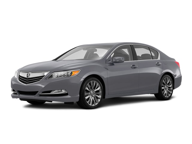 2017 Acura RLX with Advance Package Sedan