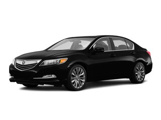 2017 Acura RLX Base Technology Package Sedan w/Technology Package