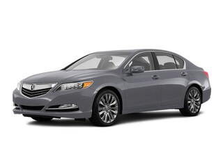2017 Acura RLX with Technology Package Sedan