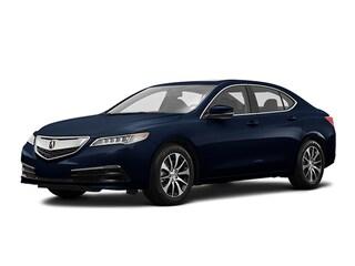 2017 Acura TLX w/Technology Pkg Sedan