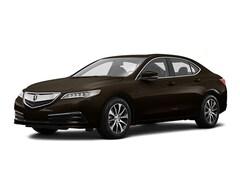 2017 Acura TLX 3.5L V6 w/Advance Package Sedan
