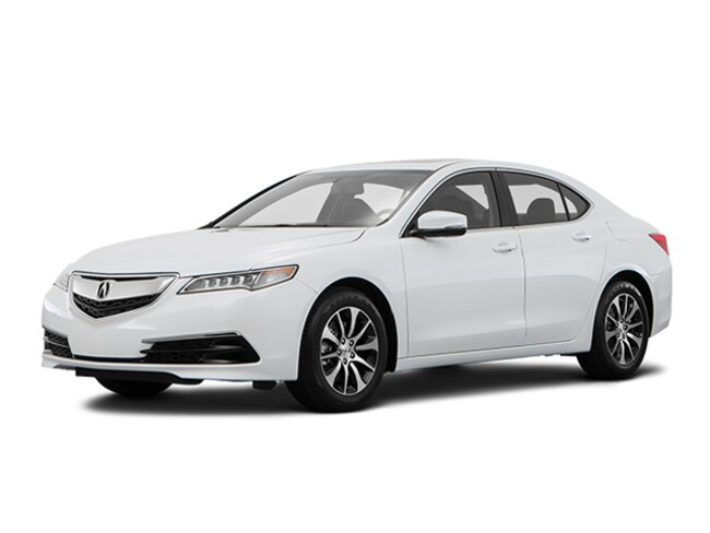 2017 Acura TLX V6 Sedan
