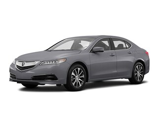 2017 Acura TLX V6 w/Leather, Sunroof, Push Start, Backup Camera, SiriusXM Sedan