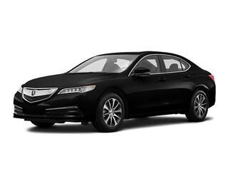 New 2017 Acura TLX V6 w/Technology Package Sedan