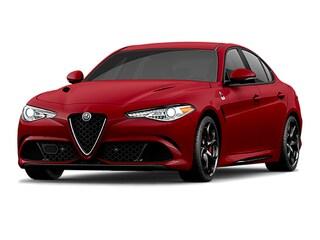 2017 Alfa Romeo Giulia Quadrifoglio Sedan