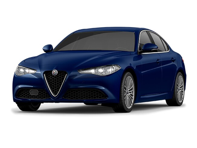 2017 Alfa Romeo Giulia TI AWD Sedan