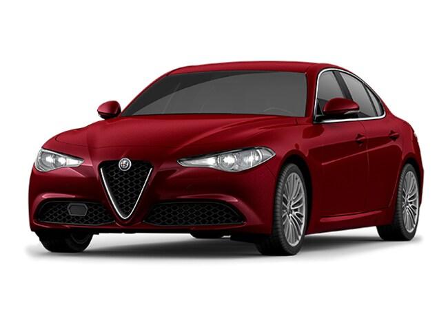 2017 Alfa Romeo Giulia Ti RWD Sedan