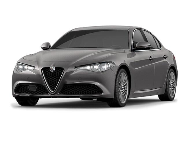 Used 2017 Alfa Romeo Giulia Ti Sedan