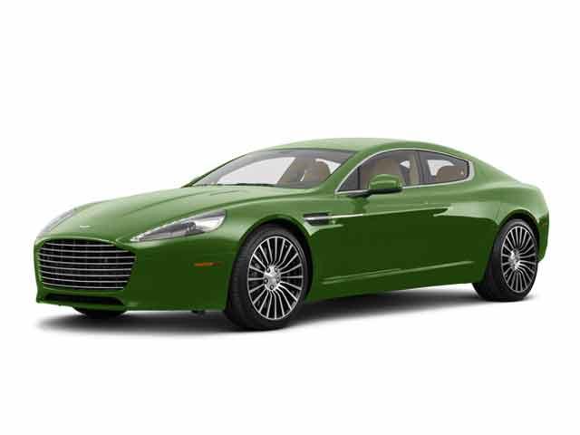 2017 Aston Martin Rapide S Sedan Downers Grove