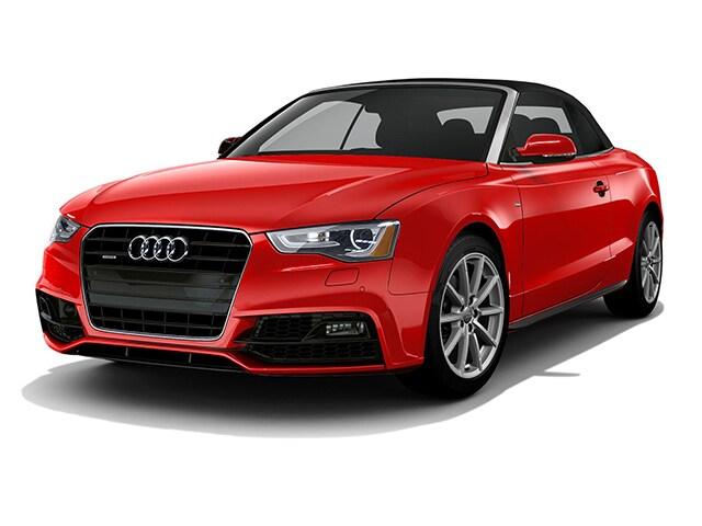 2017 Audi A5 2.0T Sport (Tiptronic) Cabriolet