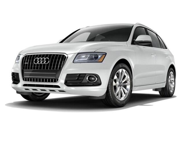 2017 Audi Q5 Premium Plus 2.0 TFSI Premium Plus