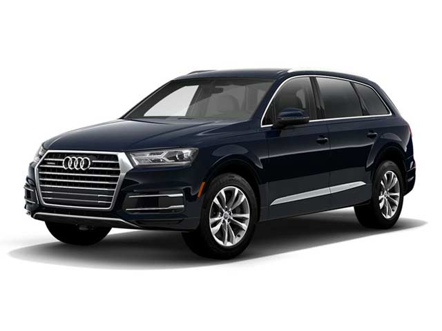 2017 Audi Q7 Suv North Miami Beach Prestige Audi
