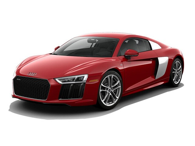 New 2017 Audi R8 5.2 Coupe For Sale Los Angeles