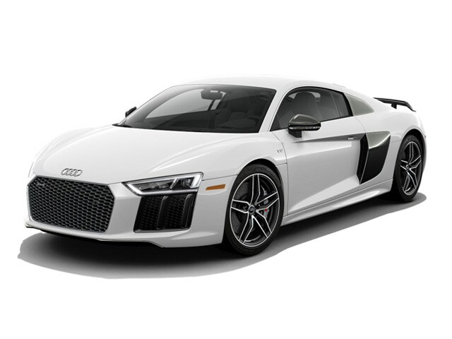 2017 Audi R8 Coupe V10 Plus Coupe