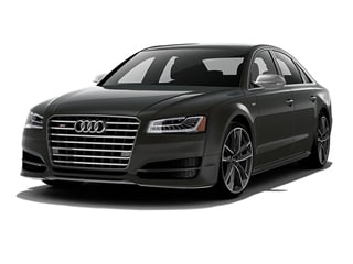2017 Audi S8 Sedan Oolong Gray Metallic