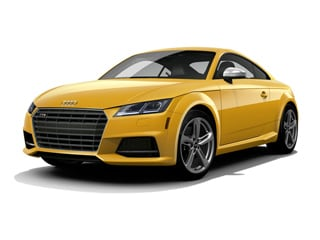2017 Audi TTS Coupe Vegas Yellow