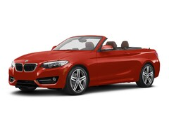 Used 2017 BMW 230i Convertible WBA2K9C38HV950468 Myrtle Beach South Carolina